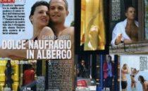 Claudia Galanti e Simone Rugiati, flirt?
