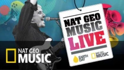 Earth Day 2010, tra Nat Geo Music Live e docu-film su Sky