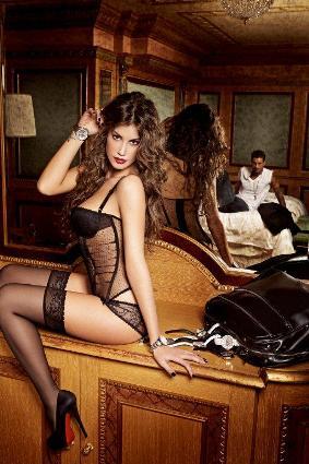 Francesca Fioretti, Fabrizio Corona, sexy