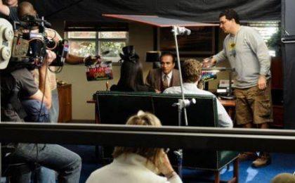 Glee, qualche spoiler e le foto dell'episodio con Lady GaGa. E Madonna…