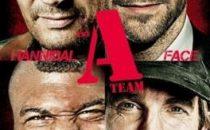 A-Team, prime foto del film