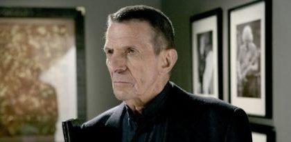Leonard Nimoy si ritira, nel finale di Fringe 2 il suo ultimo ruolo da attore