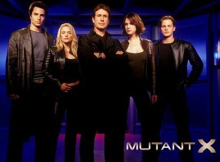 Mutant X, gli episodi della prima stagione