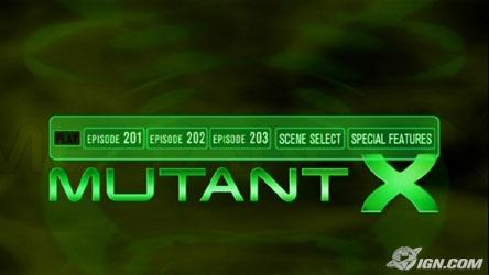 Mutant X, gli episodi della seconda stagione