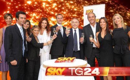 Sky Tg24 su iPhone dal 10 maggio