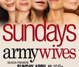 Uno spinoff per Army Wives