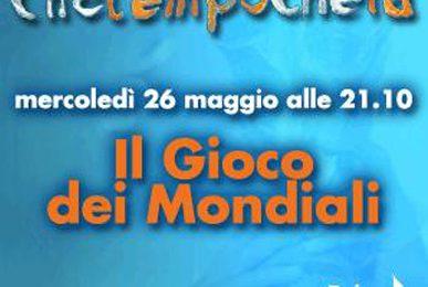 Mondiali Calcio 2010, speciale Che Tempo Che Fa con Lippi