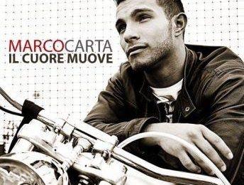 """Marco Carta, """"Il cuore muove"""" è un cd più maturo"""
