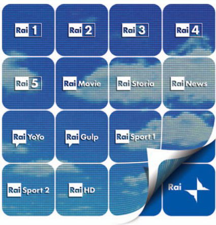 Rai, ecco i nuovi canali digitali
