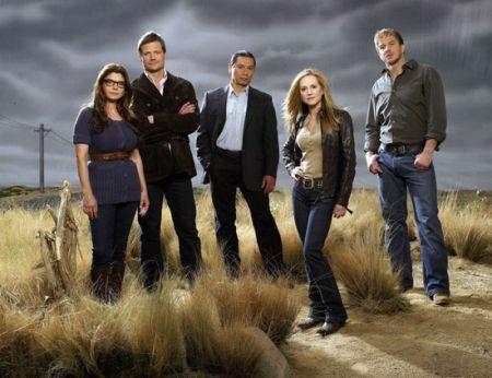 Saving Grace, gli episodi della prima stagione