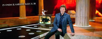Programmi Tv stasera, oggi 15 maggio 2010: Ti lascio una canzone, Bones, Lo show dei record, Ulisse