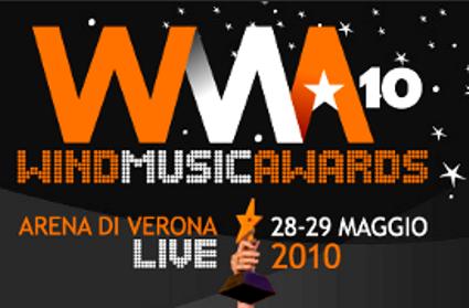 Wind Music Awards 2010, talent show protagonisti