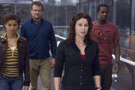 Bonekickers, gli episodi della prima stagione