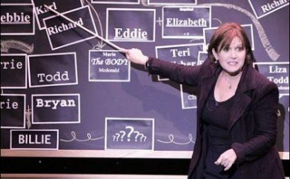 Carrie Fisher e HBO insieme per Wishful Drinking ed Entourage 7