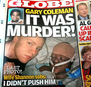 Gary Coleman morente