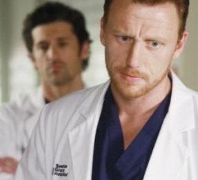 Grey's Anatomy, Kevin McKidd: amo il Dr. Hunt per la sua onestà