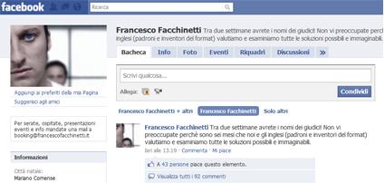 """X Factor 4, Facchinetti: """"Tra 15 giorni i giudici dopo 6 mesi di lavoro"""""""