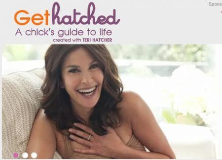 Desperate Housewives, Teri Hatcher lancia il suo blog