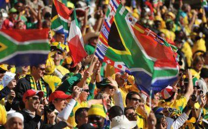 Mondiali Calcio 2010, Current tifa per l'Africa