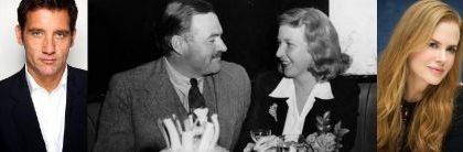 "Nicole Kidman e Clive Owen per ""Hemingway & Gellhorn"" (HBO)"