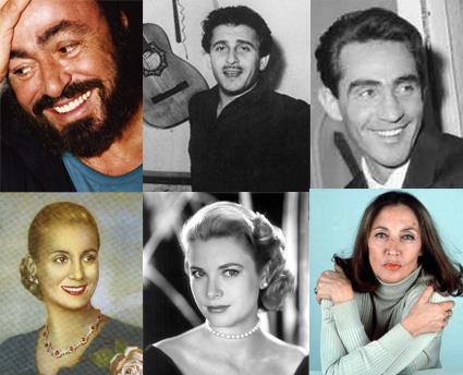 Fiction Rai 2011: Favino sarà Pavarotti, la Pession Evita, ma Del Noce vuole Fiorello