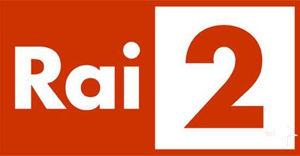 Il logo di RaiDue
