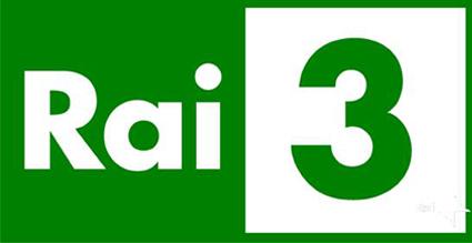 Il nuovo logo di RaiTre