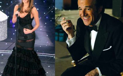 Sanremo 2011 a Christian De Sica e Belen Rodriguez?