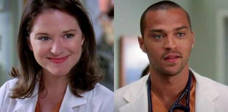 Grey's Anatomy 7, Sarah Drew promossa; intervista a Jesse Williams