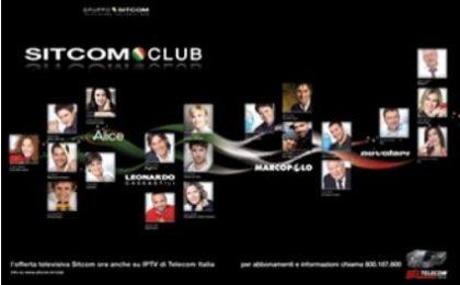 Sitcom Club, 10 nuovi canali tematici su Iptv di Telecom