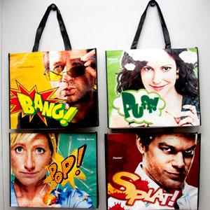 Le borse speciali di Showtime al Comic Con