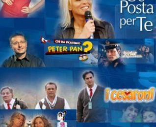 Canale 5 palinsesto Autunno 2010: Amici 10 dal 2 ottobre
