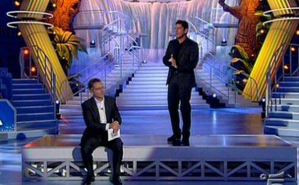 Ascolti tv 3 luglio 2010: Ciao Darwin 4 vince il prime time