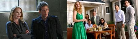 CSI LV 11, Marg Helgenberger firma; producer smentisce la fine di Brothers and Sisters