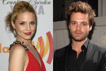 Glee, Sebastian Stan e Dianna Agron fidanzati? Ryan Murphy cauto su Britney