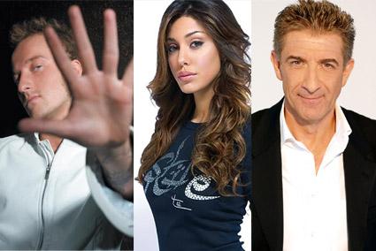 Sanremo 2011 a Belen Rodriguez, Facchinetti ed Ezio Greggio?