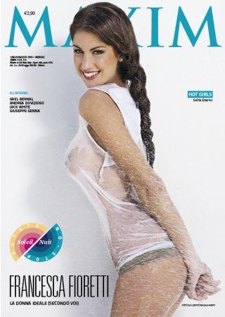 Francesca Fioretti su Maxim: al GF si diventa scemi