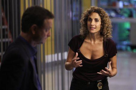 CSI New York 7, addio a Melina Kanakaredes