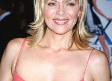 Kim Cattrall, una laurea per Samantha di Sex & The City