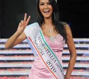 Miss Italia nel Mondo 2010 è Kimberly Castillo Mota