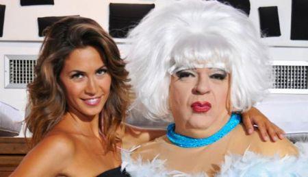 Scandalo al sole, Platinette e Melissa Satta su Lei