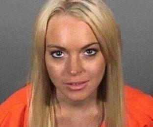 Lindsay Lohan in carcere, pena ridotta a 14 giorni