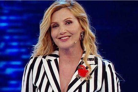 Lorella Cuccarini:  perfetta per Domenica in