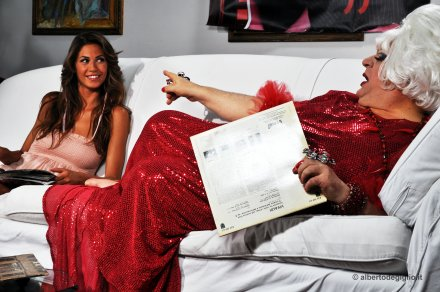 Melissa Satta e Platinette conducono Scandalo al sole