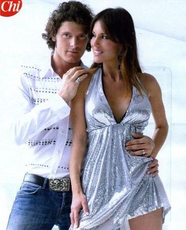 Antonella Mosetti e Aldo Montano: nozze in vista