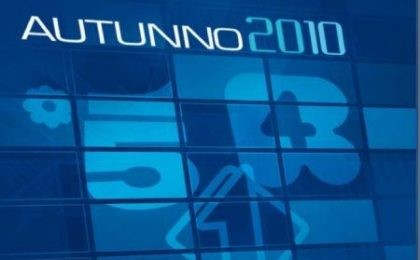 Palinsesti Mediaset Autunno 2010, tutte le novità
