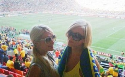 """Mondiali Sudafrica 2010, Paris Hilton arrestata? """"Solo un malinteso"""""""