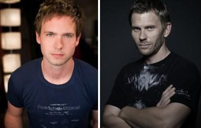 Pilot serie tv: Patrick J. Adams in A Legal Mind, Mark Pellegrino in Being Human