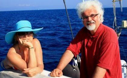 Y&S, Syusy Blady e Patrizio Roversi sulle rotte de I popoli del mare