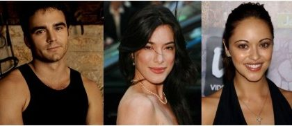 Dustin Clare, Jaime Murray e Marisa Ramirez per Spartacus: Gods of the Arena
